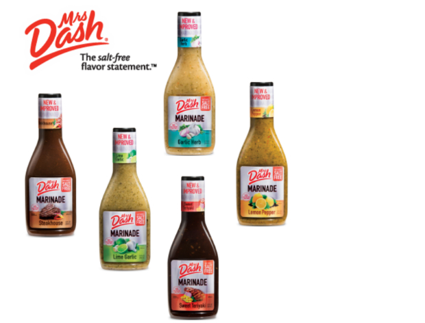 Mrs. Dash Giveaway Marinades