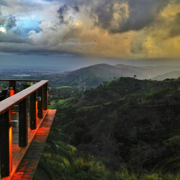 view-mountains-la-vega-dominican-republic