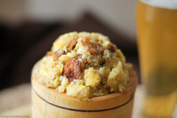 Super Easy Mofongo