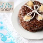 Addictive #Flourless Mud Pie #Cookies - Incredibly easy, incredibly good!!!