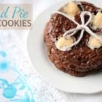 Flourless Mud Pie Cookies