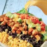 Citrus Sweet Potato Salad Dressing