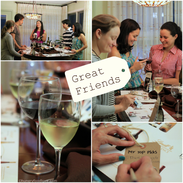Tips for Hosting a Wine & Chocolate Tasting Party