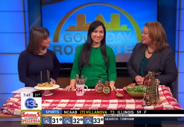Tricks to Cut Calories but Not Flavor During te Holidays       hungryfoodlove.com