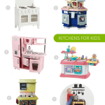 Play Kitchen Sets for Kids