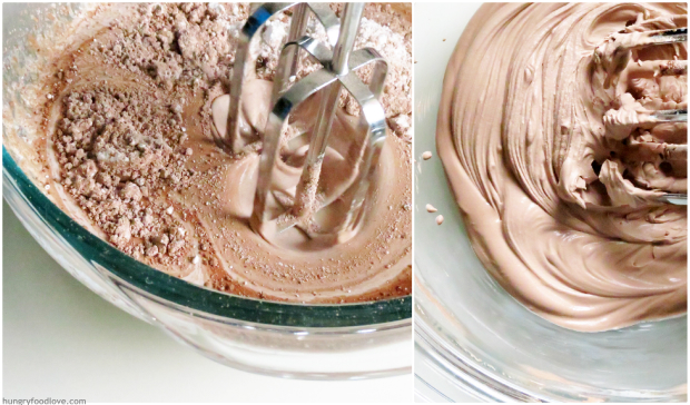How to make chocolate whipped cream
