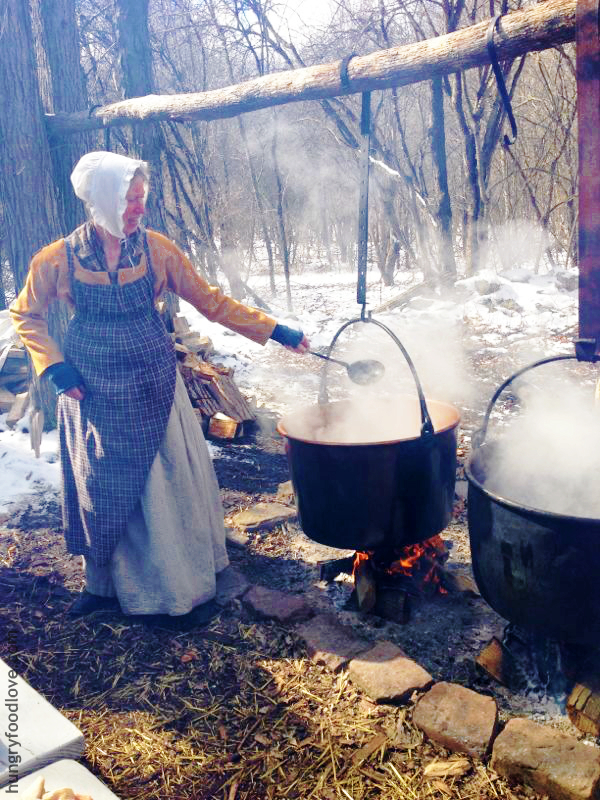 New York Maple Weekend at Genesee Country Village Museum