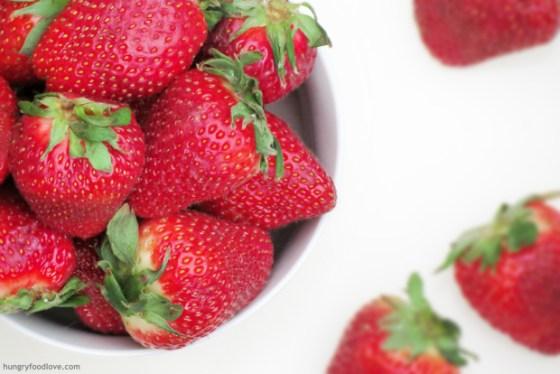 Best and super easy Strawberry Vinaigrette