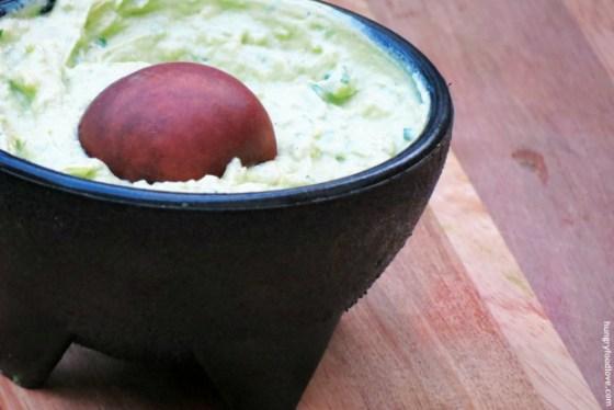 Cinco de Mayo Menu: Flautas with Cilantro Lime Avocado Cream Sauce