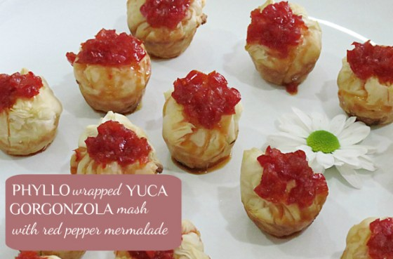 Latin Fusion Appetizers Menu
