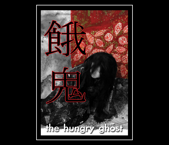 The Hungry Ghost Card