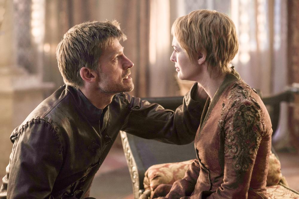 Jaime Lannister and Cersei Lannister Season 6