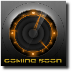 HUNT SL Coming Soon Clock