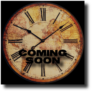 HUNT SL Clock Graphic Coming Soon
