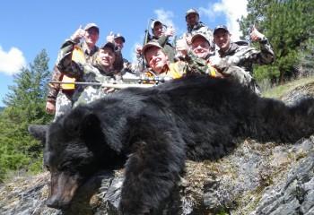 Bear best hunt