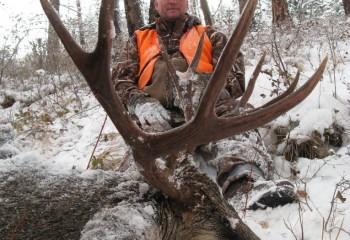 deer hunt montana hunting season