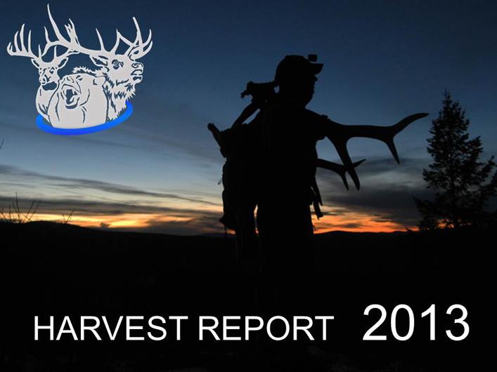 Harvest report  W707