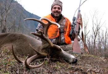 Whitetail Deer Hunting Trip