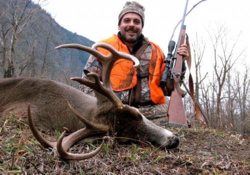Whitetail Deer Hunting Trip