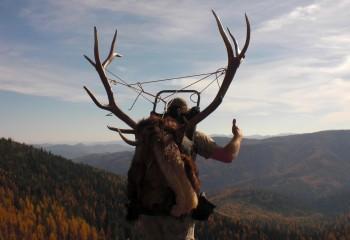 Hunting camp Portfolio set (3)