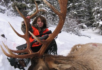 Rifle Elk hunts montana (13)