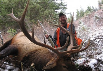 elk hunts with Cody Carr 2009 (5)