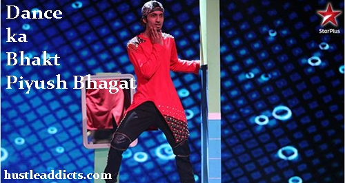 Dance Ka Bhakt Piyush Bhagat Jammu