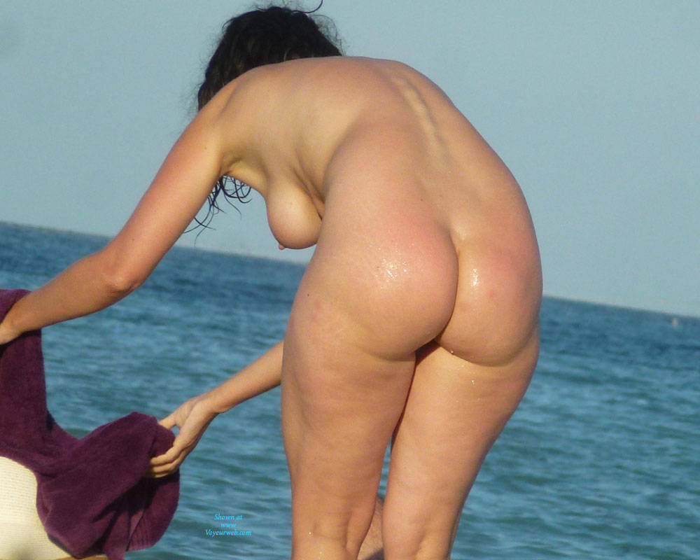 granny voyeur topless beach huge