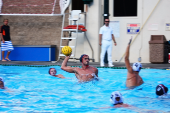 Hallock named to U.S. Olympic water polo team