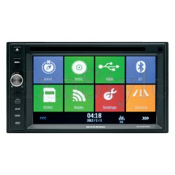 Multimedia 2 Din MACROM M-DVD5560
