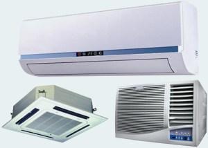 Types of AC's