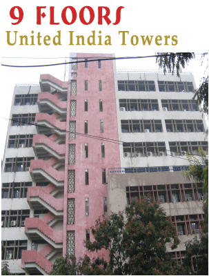 United-india-towers
