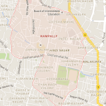 Buses from Nampally