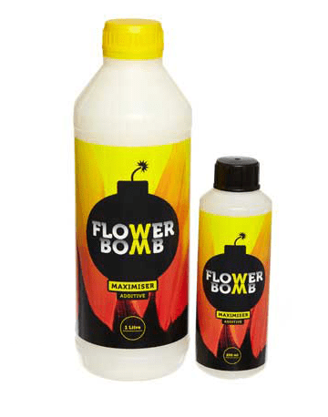 flower bomb power aditives