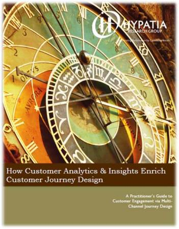 Customer Analytics, Journey Analytics