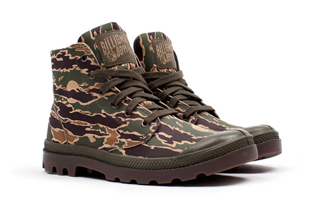 Palladium x Billionaire Boys Club Boots advise