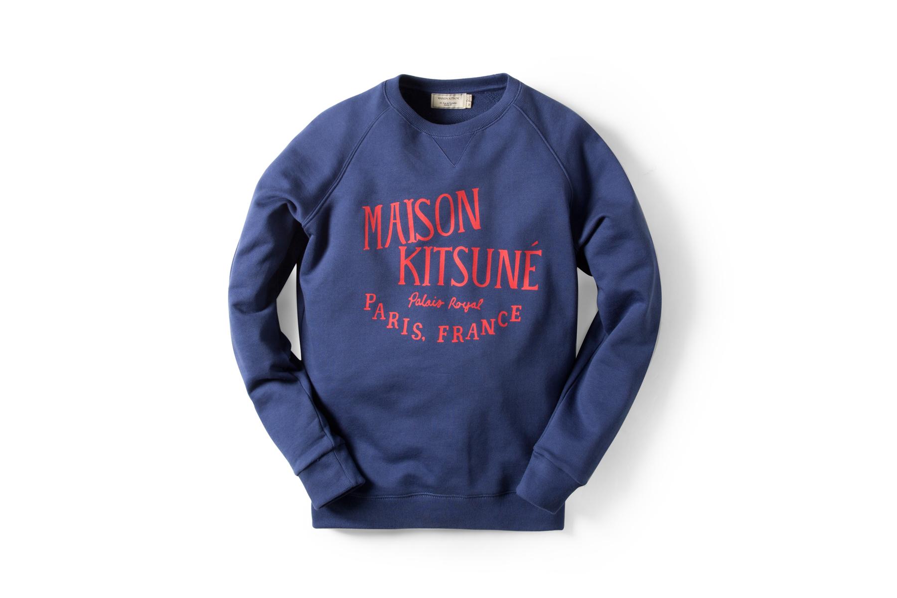 Reebok x Maison Kitsune Capsule Menswear Collection