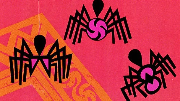 Anansi by Gerald McDermott
