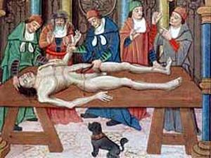 10 bizarros tratamentos médicos da Idade Média