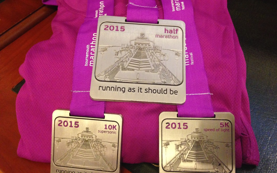 The Highs and Just Two Lows of Bournemouth Marathon Festival 2015