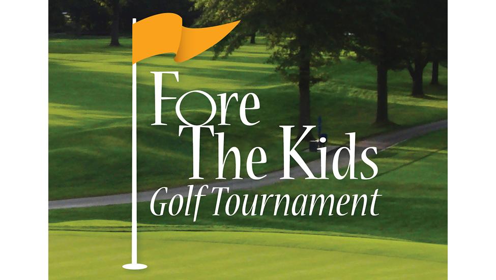 Golf Tournament Logo