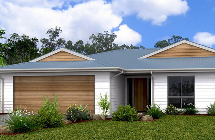 Four bedroom ibuild kit homes granny flats and modular for 4 bedroom kit homes