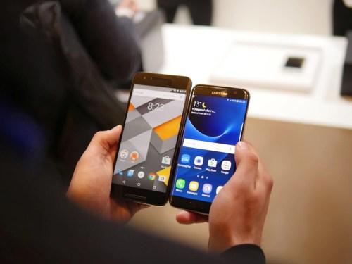 Medium Of Galaxy S7 Vs Google Pixel