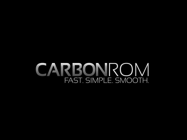 Carbon, derived from Android 4.4 KitKat