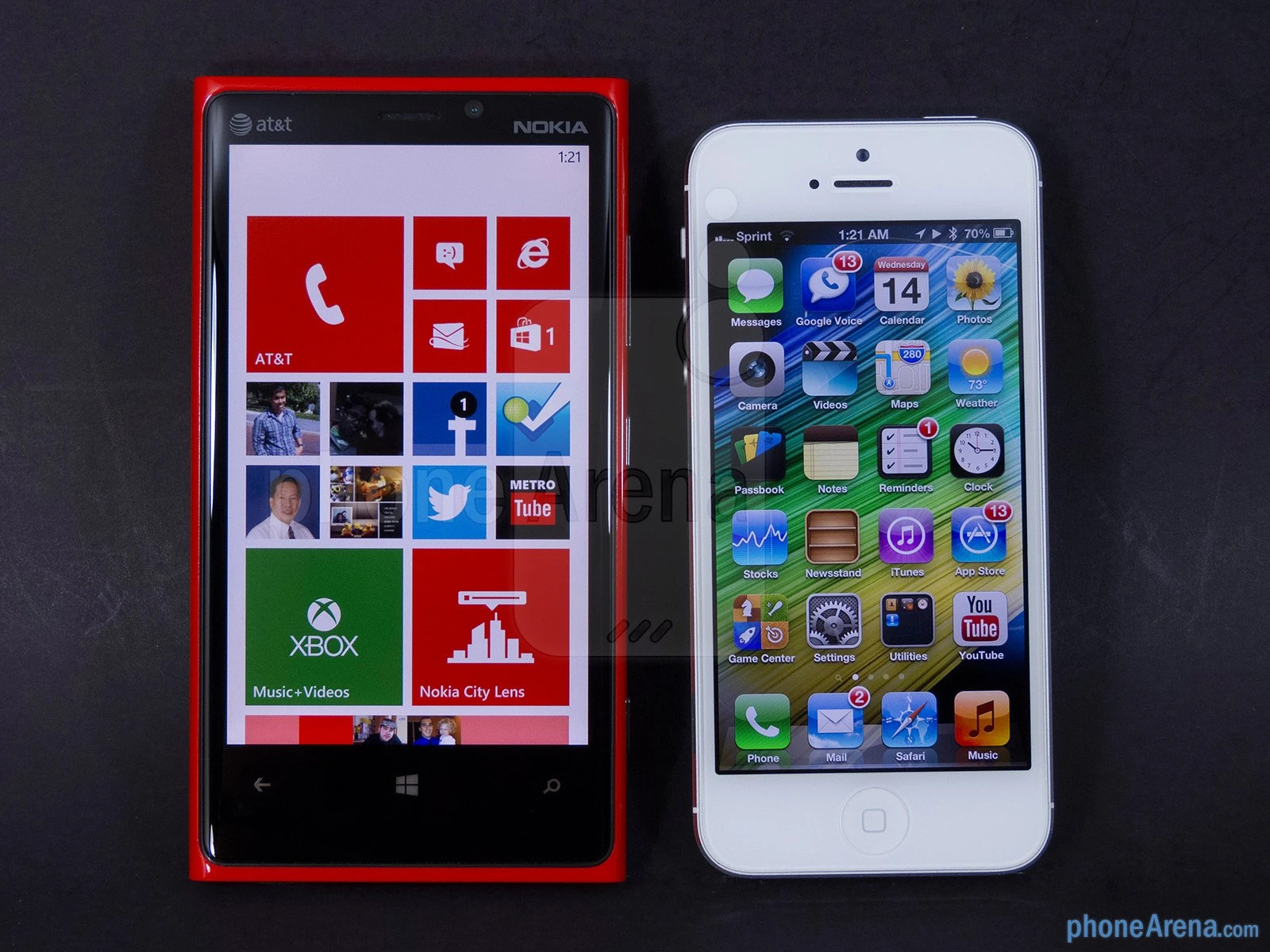 Nokia Lumia 920 Vs Iphone 5 Nokia Lumia 920 vs Apple iPhone 5 Call quality Battery and 1600x1200