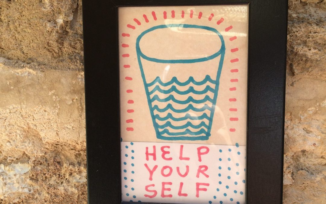 Decálogo de la autoestima roto