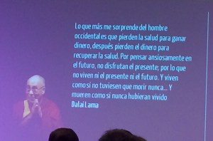 Dalai Lama Liderazgo Consciente