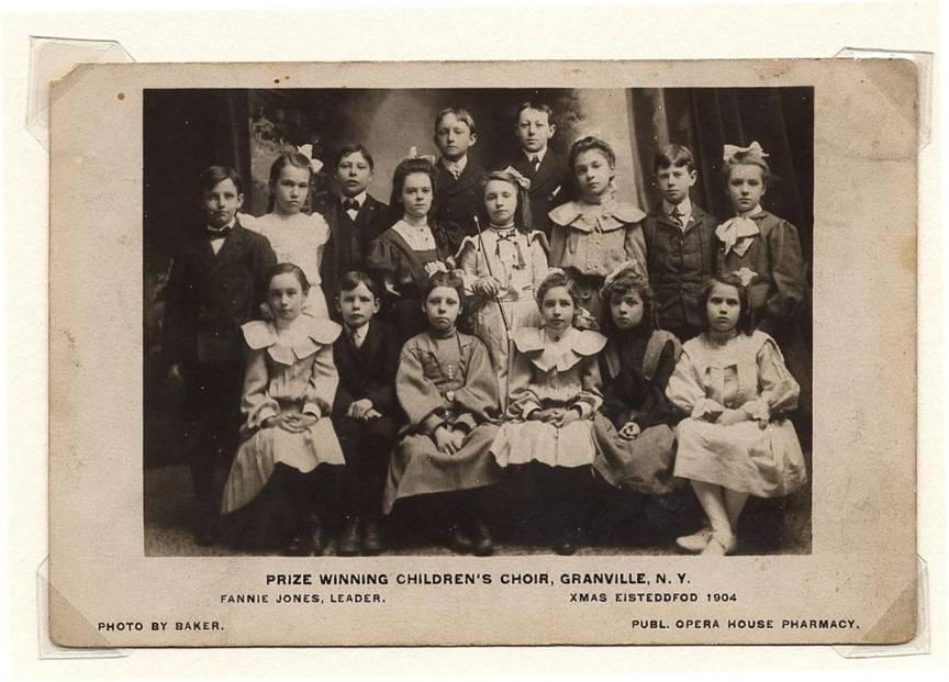 Children's Choir 1904