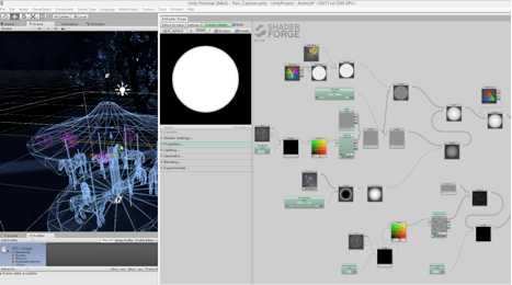fig.12 Unity screenshot