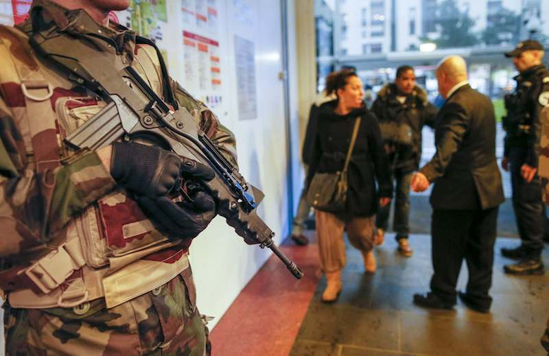 news politics paris terror attacks theresa europe laws isis
